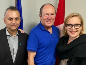 Meeting with Canadian Home Builders' Association members - September 14, 2017