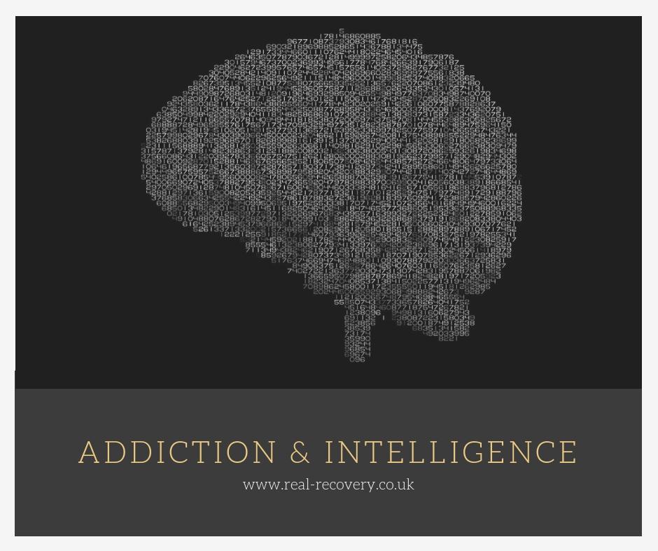 Addiction and Intelligence