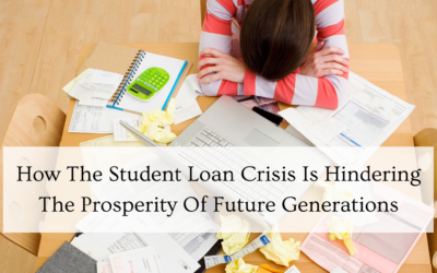 How Student Loan Debt Hinders The Prosperity Of Future Generations