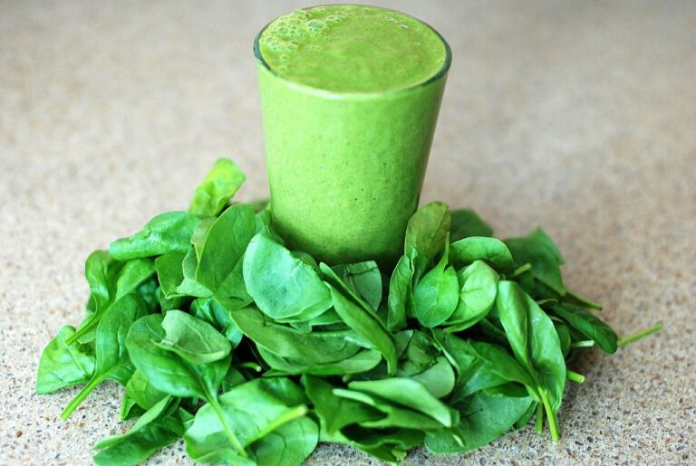 green, smoothie, leafy