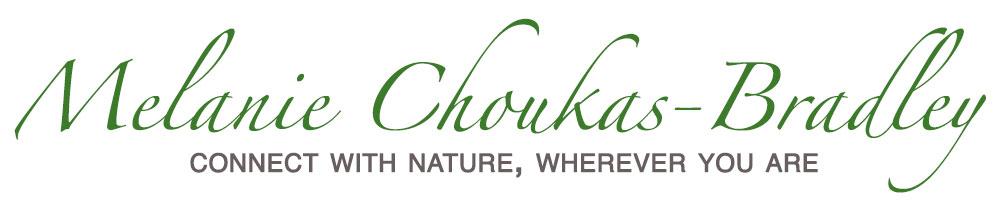 Melanie Choukas-Bradley, logo and tagline