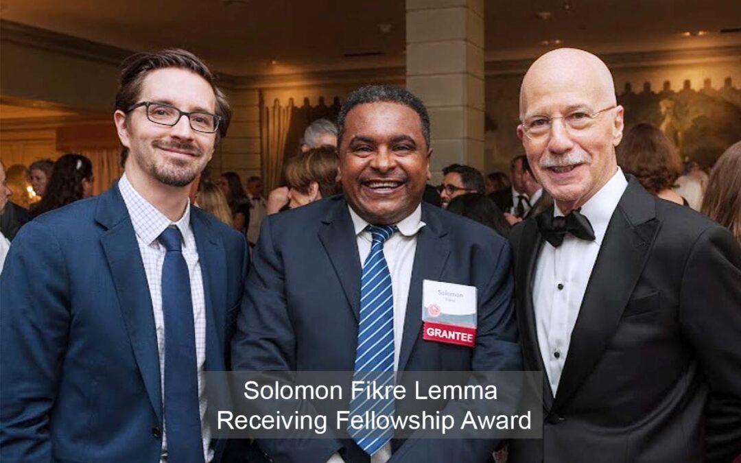 Solomon Fikre Lemma – CNJP Featured Writer In Exile for Winter 2020