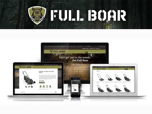 Full Boar Outdoor Power Equipment