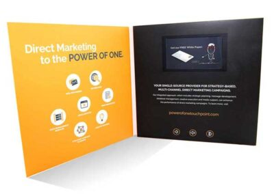 Power of OneTouchpoint Integrated Campaign