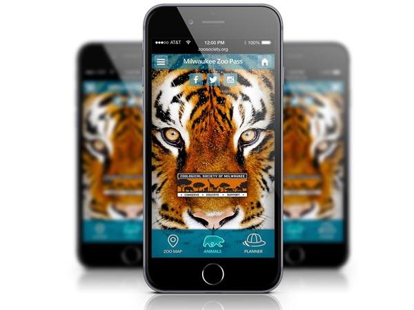 Zoo Pass App Creation