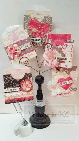 Valentine Gift Bags & Girls Night Out