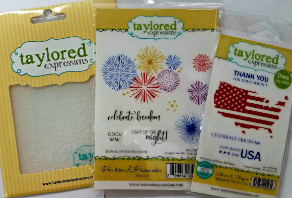 New for the 4th of July, Stamps and Dies plus MORE!