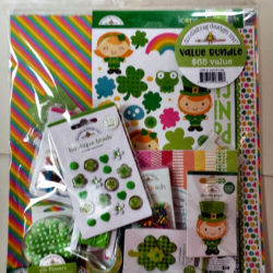 Doodlebugs, Crafters Companion new product Friday