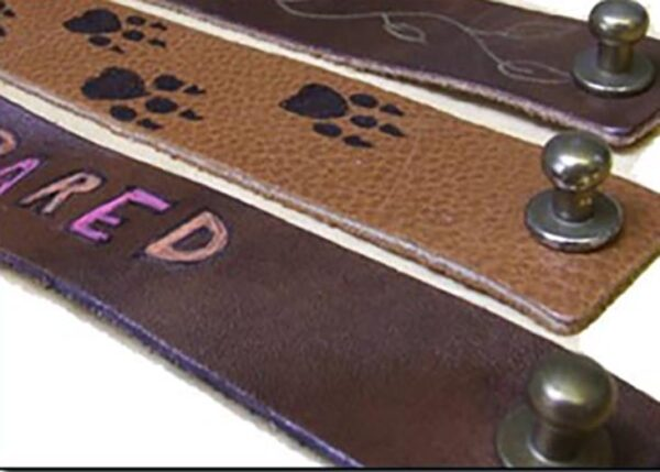 Leather Bracelet ARTS and CRAFTS ACTIVITIES