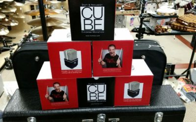 The MXL Drum Cubes Are Here