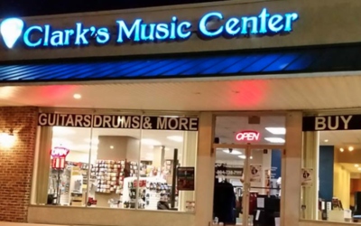 Clark's Music Center In The Spotlight