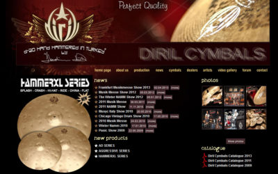 Diril Cymbals Coming To Clark's Music Center
