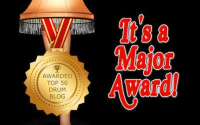 It's A Major Award