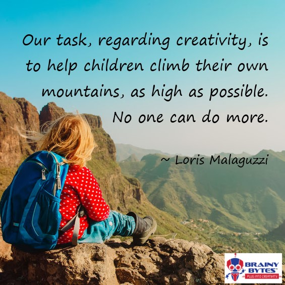 encourage creativity in your student