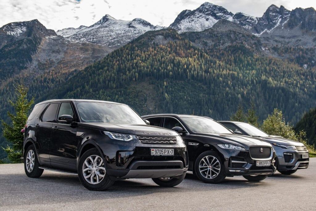 Jaguar Land Rover Repair Service British Autoworks Certified Mechanics