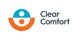 Clear-Comfort-DarkLogo
