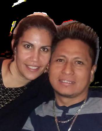 José y Diana Alvarez