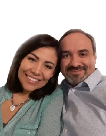 Humberto y Silvana Churuguaco
