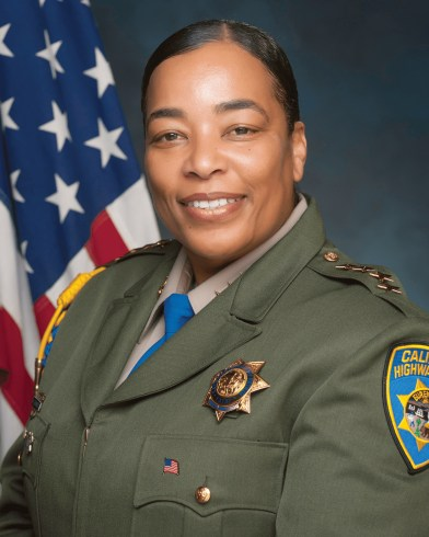 SACRAMENTO'S AMANDA RAY BECOMES FIRST BLACK WOMAN NAMED HIGHWAY PATROL COMMISSIONER