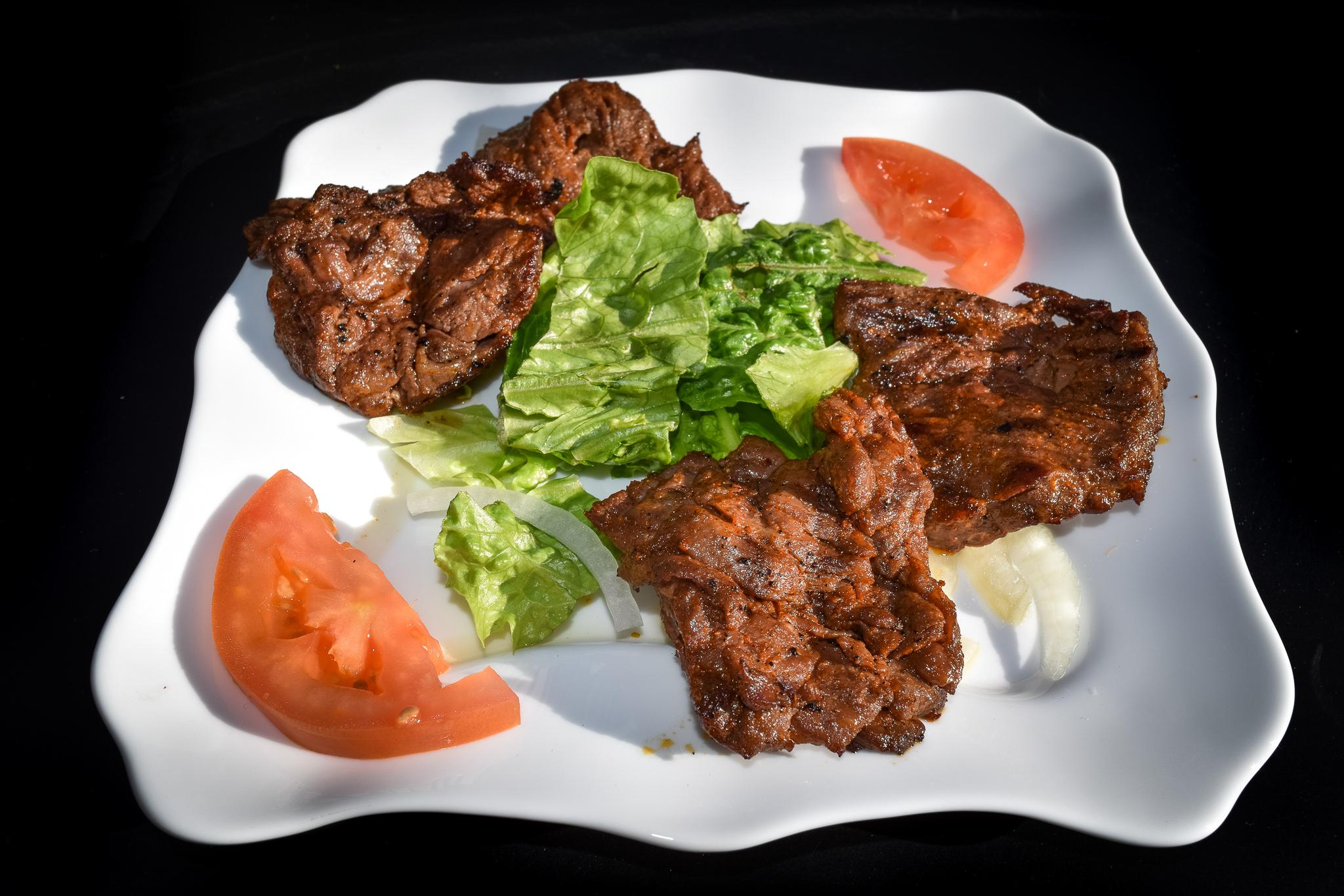 Beef Steak Kebab (4pcs) A La Carte