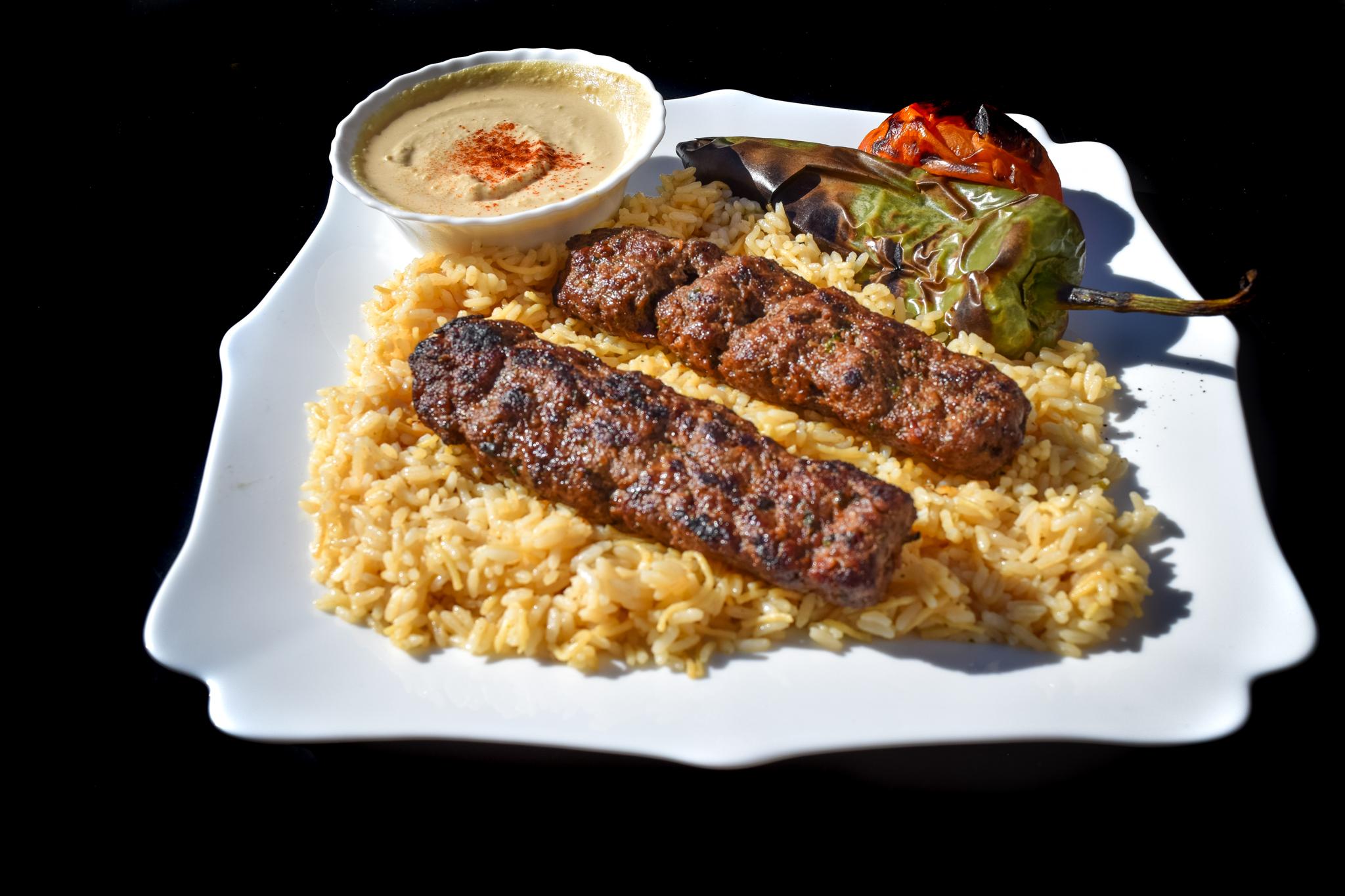 Lula Kebab Plate