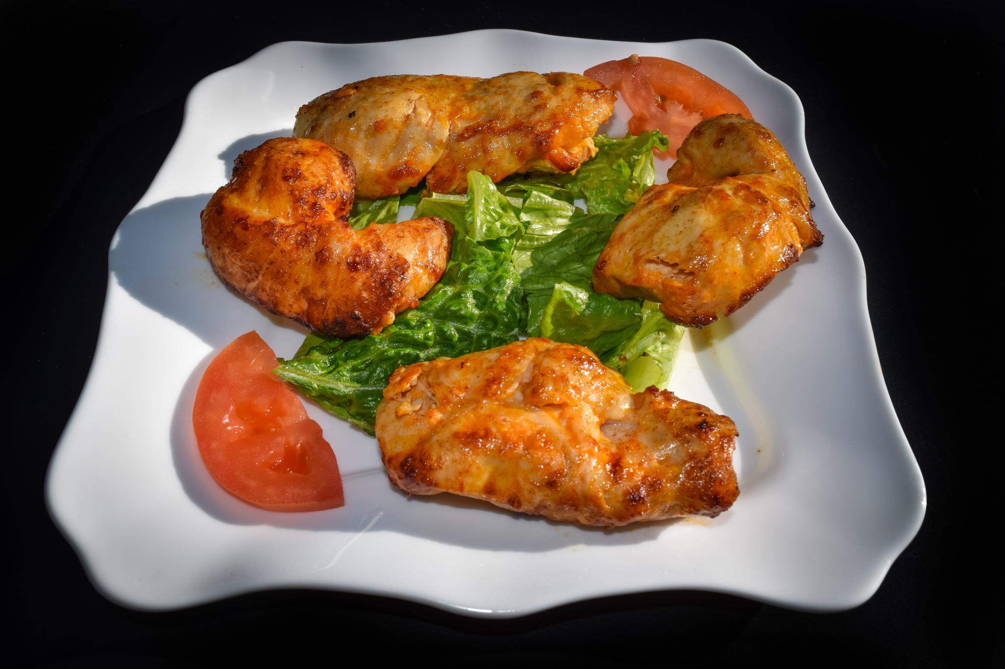 Chicken Kebab (4pcs)  A La Carte