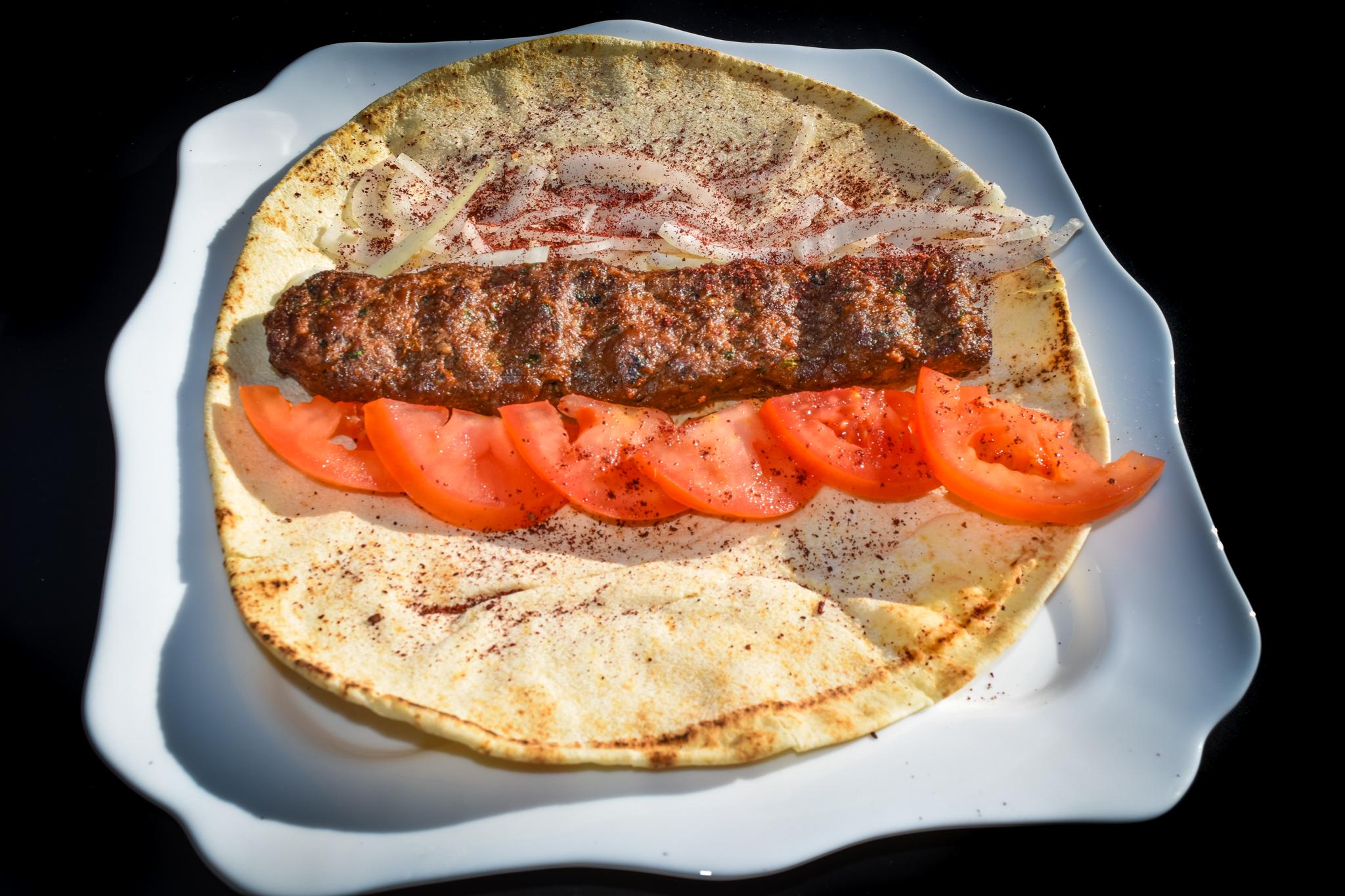 Lula Kebab Wrap