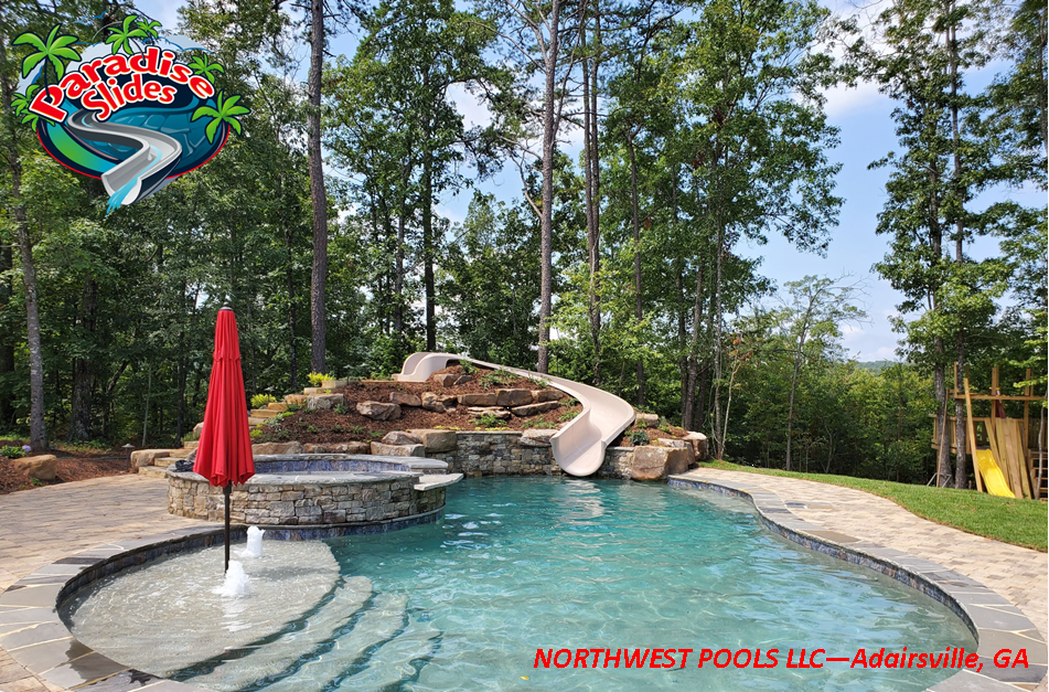 Model PS30R-S in Clay, Install by Northwest Pools, GA