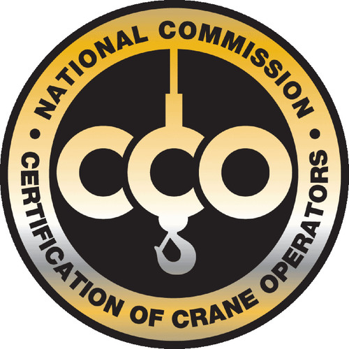The National Commission for the Certification of Crane Operators (NCCCO) is an independent, non-profit organization established in 1995 by industry to develop and administer a nationwide program for the certification of crane operators and related personnel. Since then, NCCCO has administered over 700,000 nationally accredited written and practical examinations and issued more than 130,000 certifications in all 50 states. (PRNewsFoto/National Commission for the Certification of Crane Operators)