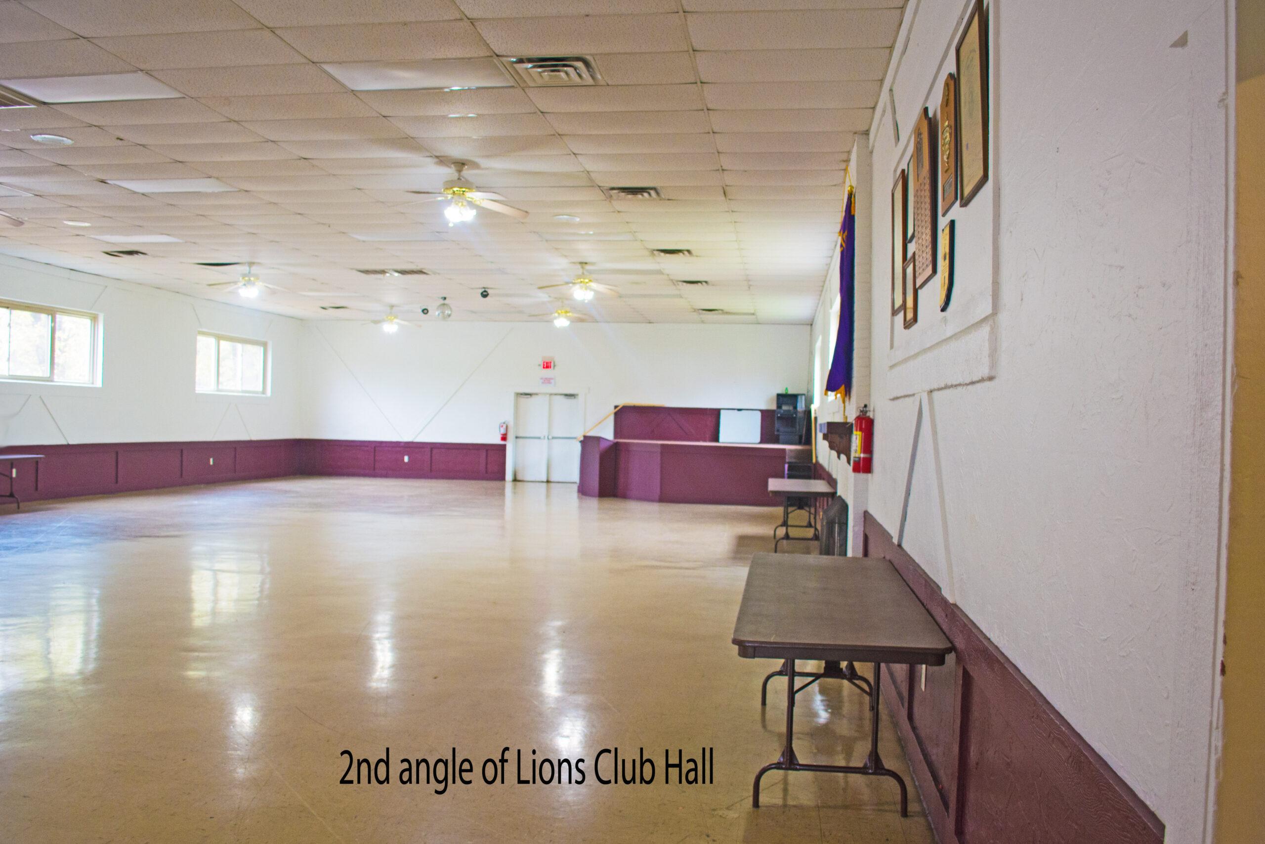 2nd angle Hall