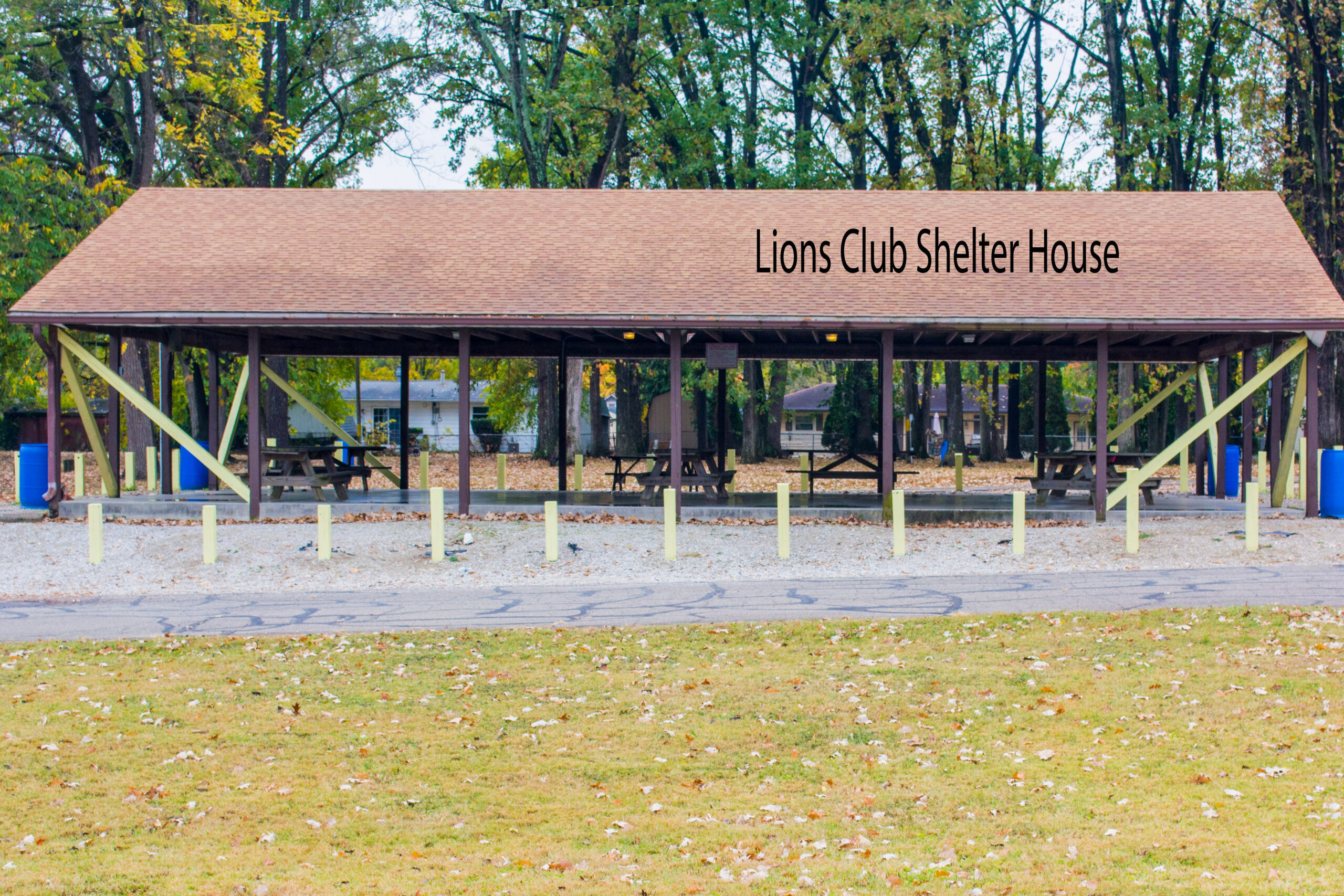 Lions Shelter House