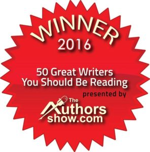 2016 Authorsshow.com Award Seal