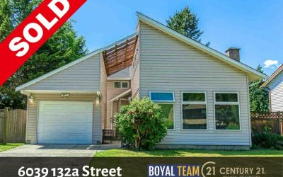 Sold – 6039 132a Street