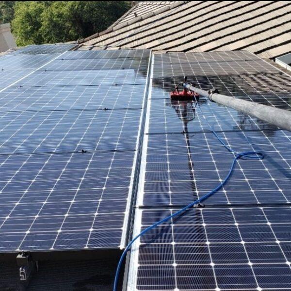 Solar Panel Cleaning Sacramento