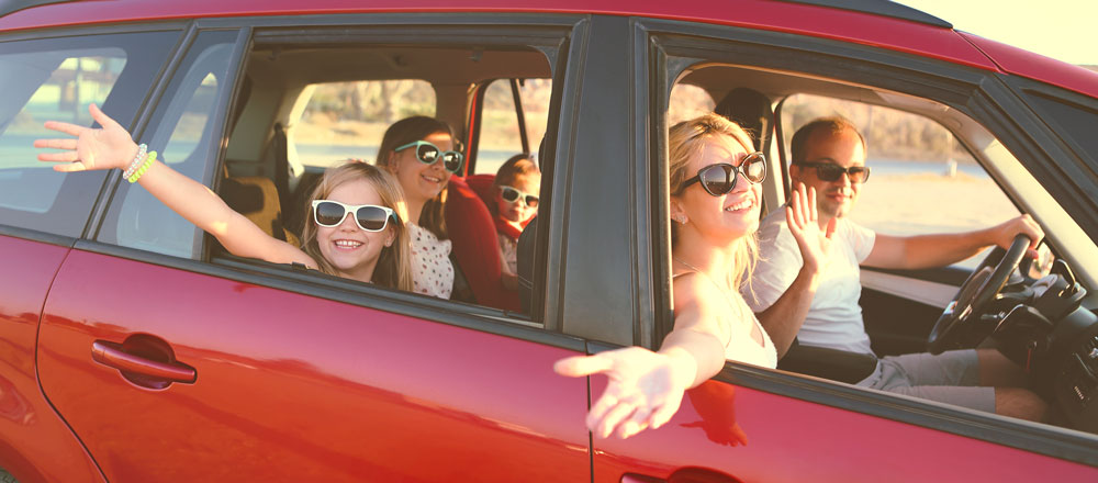 Push the reset button with a family vacation