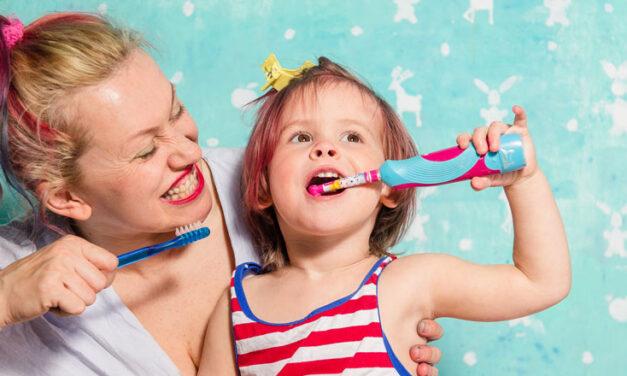 Dental care for little teeth