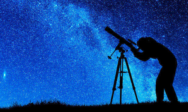 Stargazing stokes imaginations