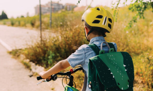 Commute to school safely