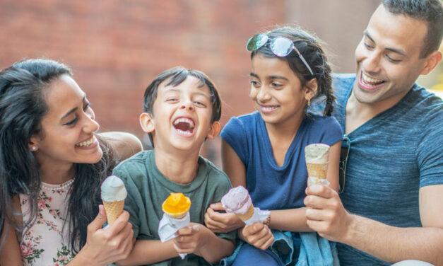 Create your own ice cream