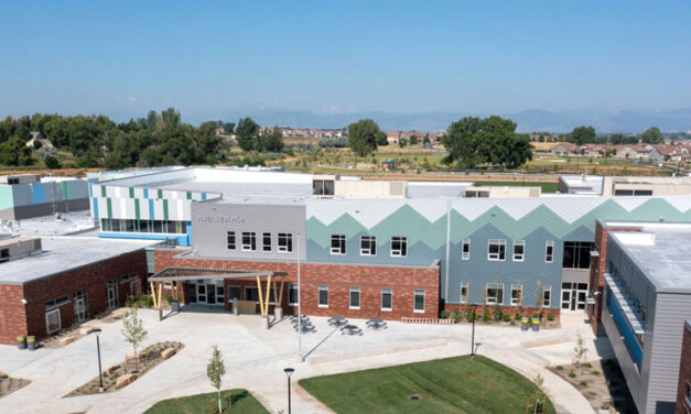 Riverview PK-8 Grand Opening