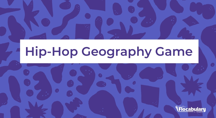 Hip Hop Education In The Classroom With Geography Game For Student Engagement Learning