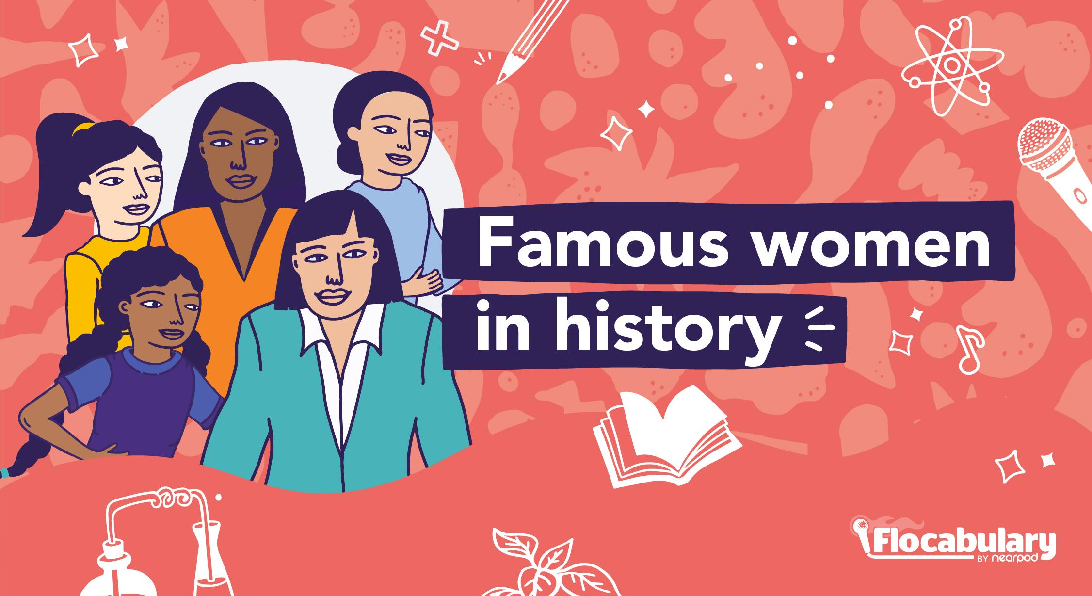 Famous Women In History Blog