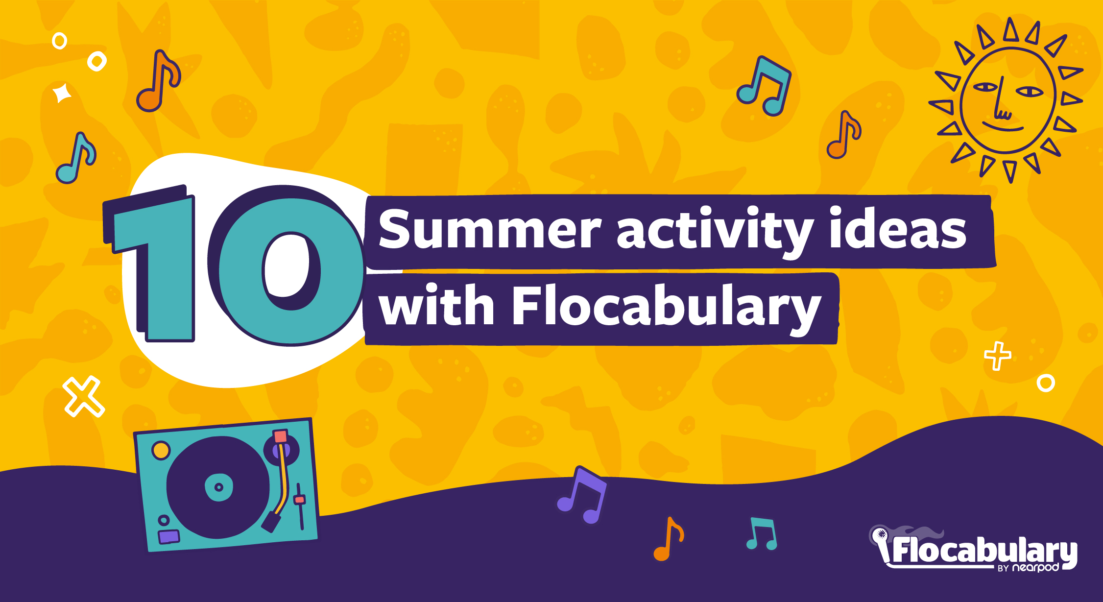 10 Summer Activity Ideas With Flocabulary Blog