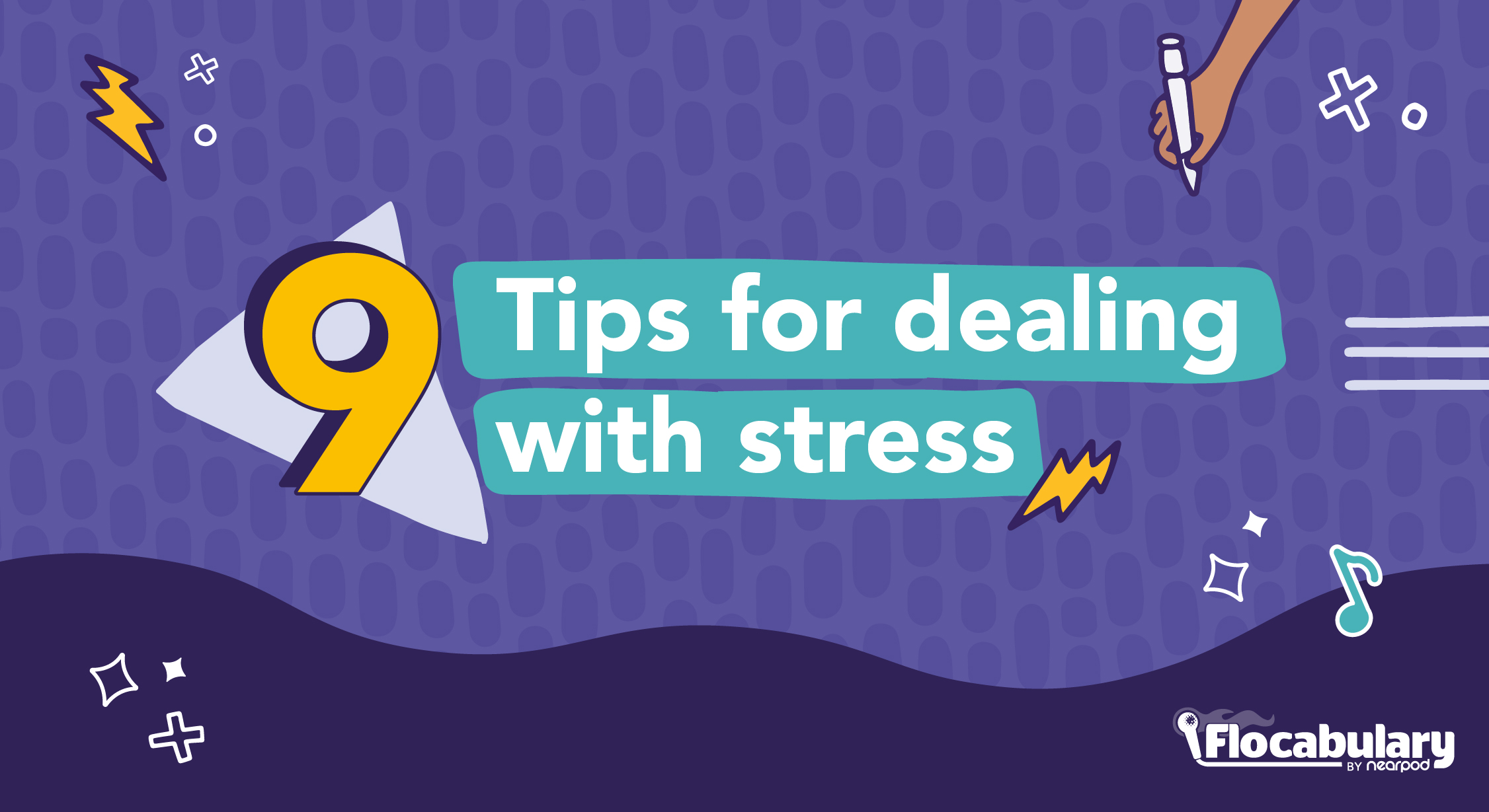 9 Tips For Dealing With Stress Blog