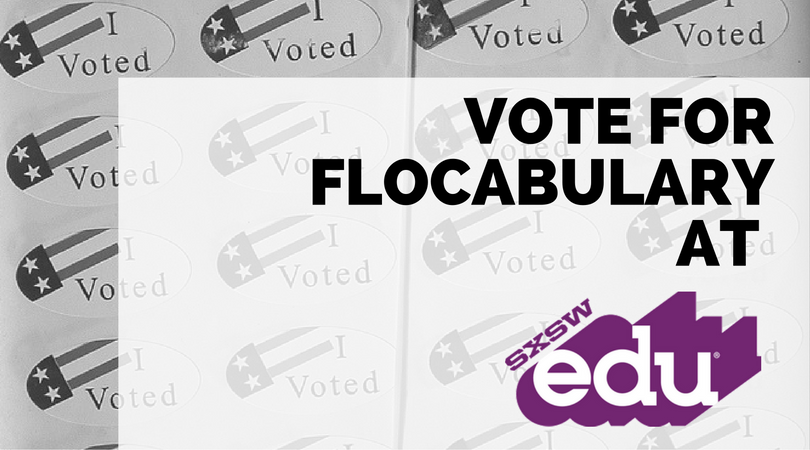 Vote For Flocabulary At Sxswedu Image