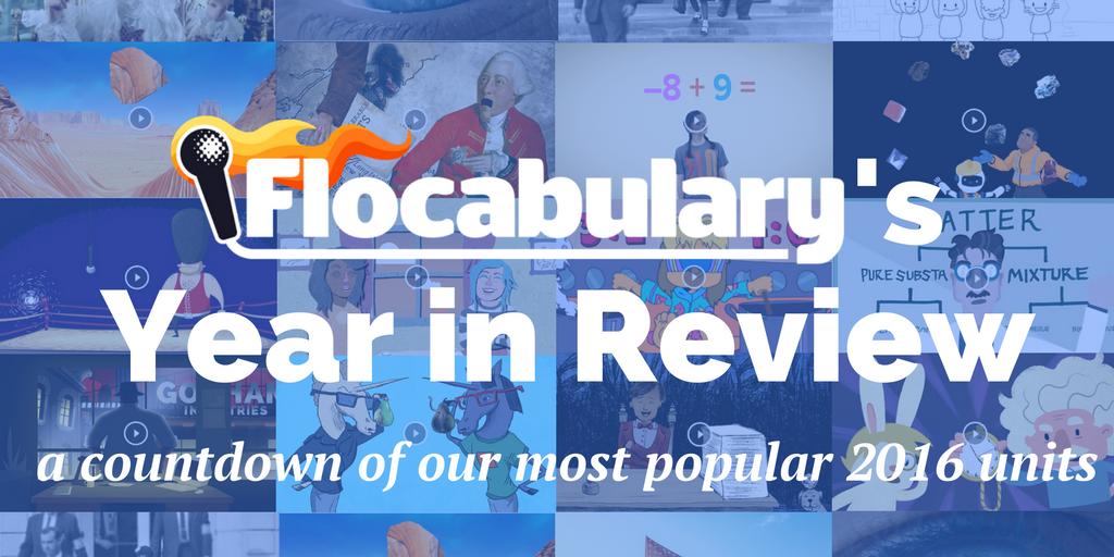 Flocab Yir Blog Post 1