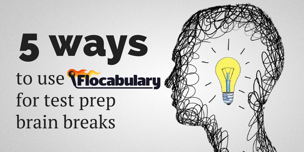 Using Flocabulary For Brain Breaks In Testing Season