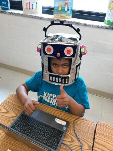 Robot Hat STEM Flocabulary