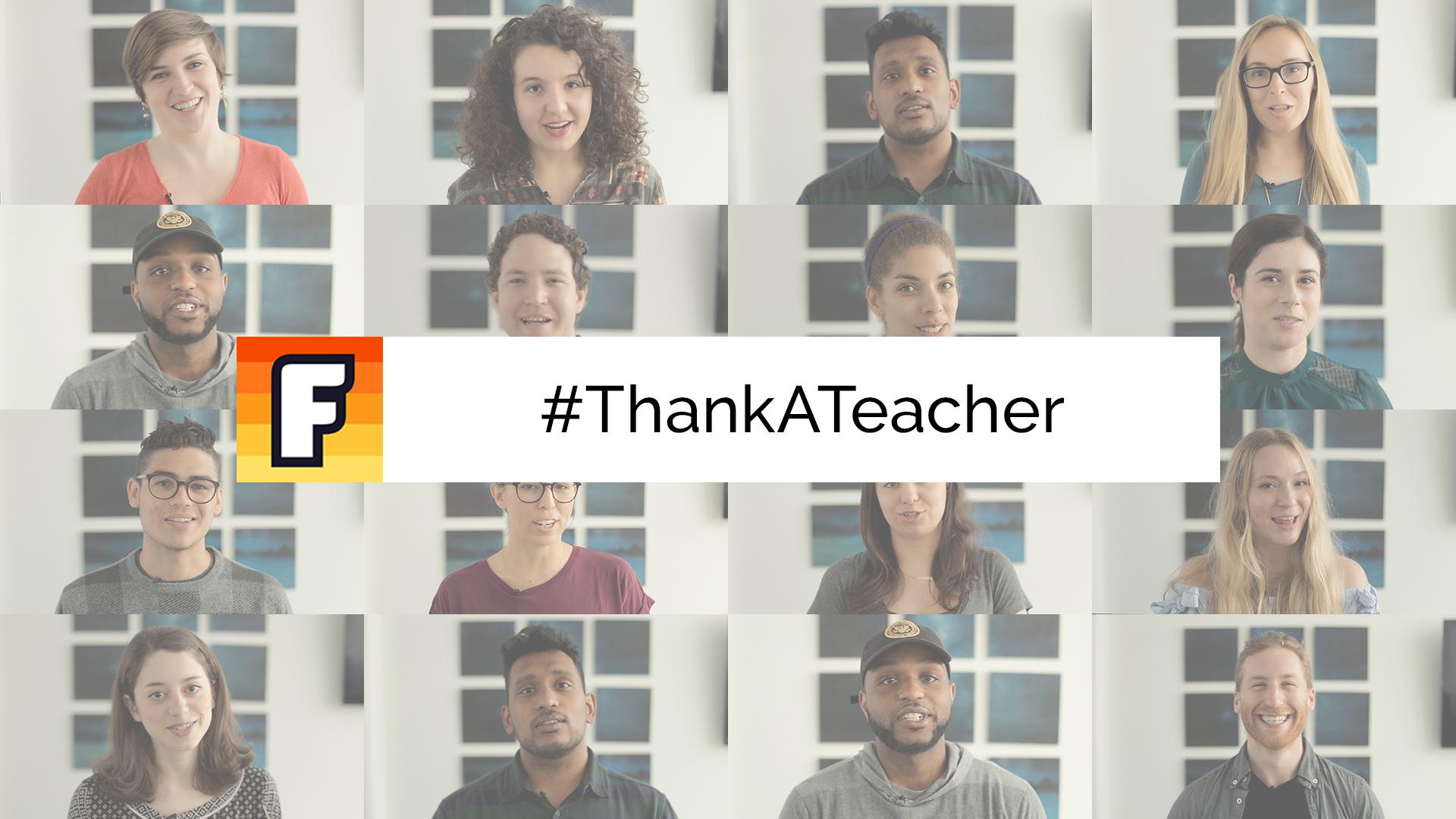 Flocabulary Celebrates Teacher Appreciation Week
