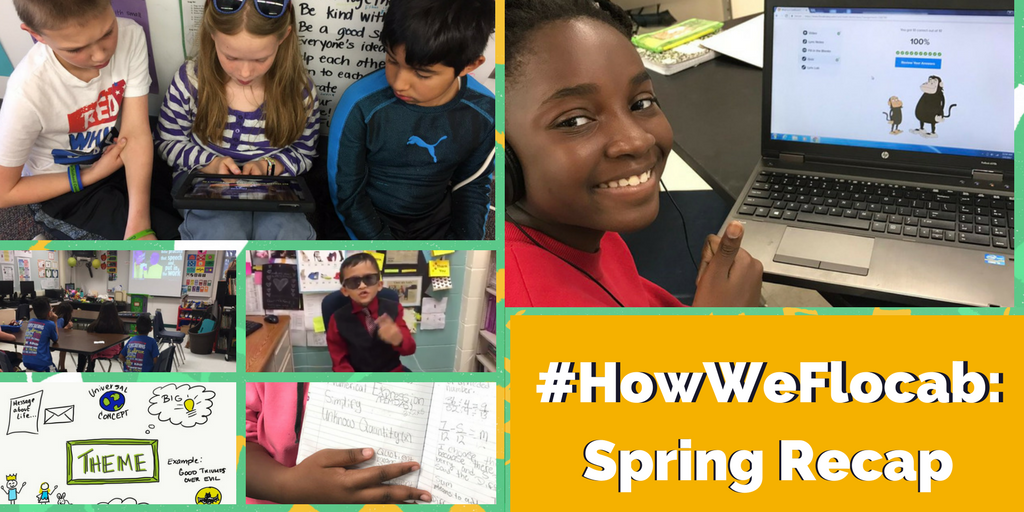 #HowWeFlocab Spring Recap Get Inspired By These Phenomenal Lessons